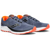 saucony Jazz 20 - Chaussures running Homme - gris